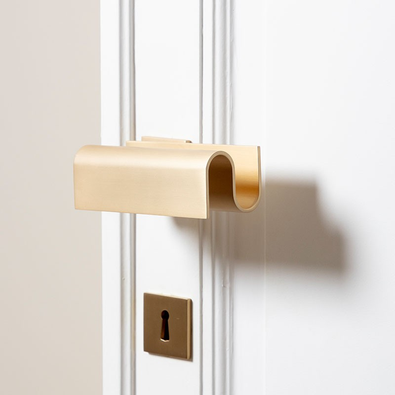 door handles designed by Victoria Maria for la Maison Vervloet