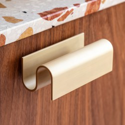 Poetic Collection of handles from Victoria Maria designed for the invisible collection.com